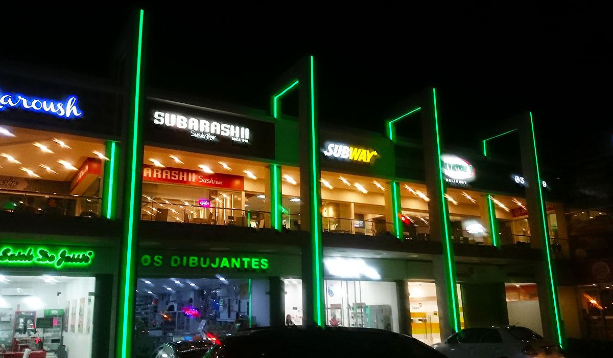 Centro Comercial Lechamps