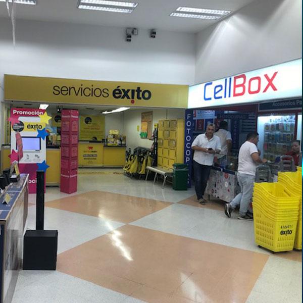 Grupo Éxito Buenavista Barranquilla